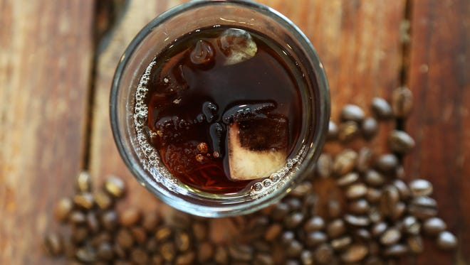 Cold brew coffee is a stonger alternative to watered down iced coffee.