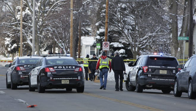 The Oshkosh Police Department is investigating a fatal crash involving a vehicle and a pedestrian near the intersection of West 20th Avenue and Montana Street.  A 78-year-old Oshkosh man is dead after a pickup truck hit him as he crossed 20th Avenue about 6:30 a.m. Wednesday, police said.
