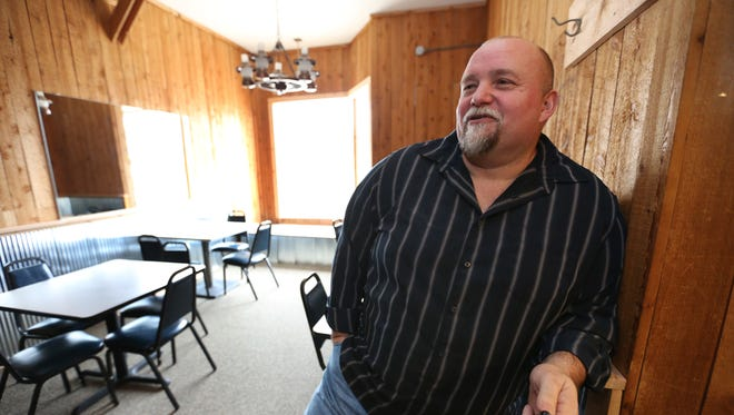A year ago, Manitowoc's Brian Kooker (pictured) turned his love for southern barbecue cooking styles into a career, opening his first restaurant — Brian's Smokehouse and BBQ — at 1424 Washington St. in downtown Manitowoc.