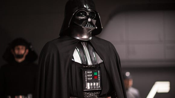 Darth Vader isn't afraid of an obvious pun in 'Rogue