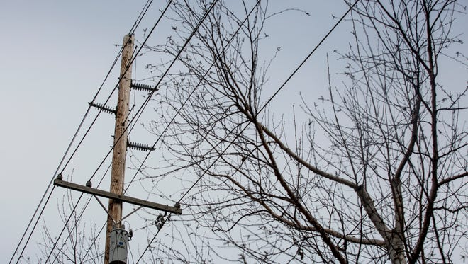 More than 4,000 DTE Energy customers are without power in the area Monday morning.