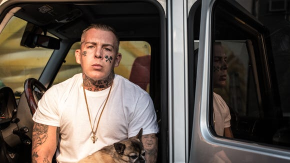 Canadian rapper Madchild will perform at Lowbrow Palace