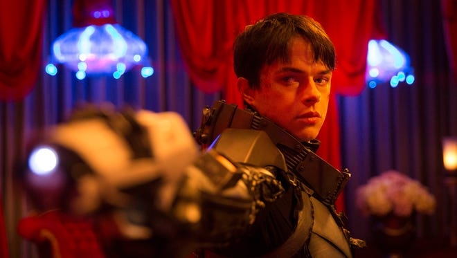 """Dane DeHaan stars in """"Valerian and the City of a Thousand Planets."""""""