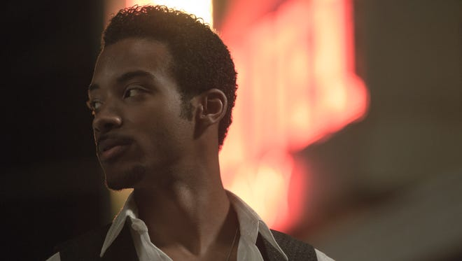 "Algee Smith stars in ""Detroit."""