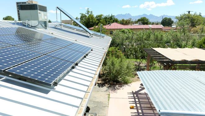 New Mexico will reinstate a tax credit for households and businesses that adopt solar energy systems.