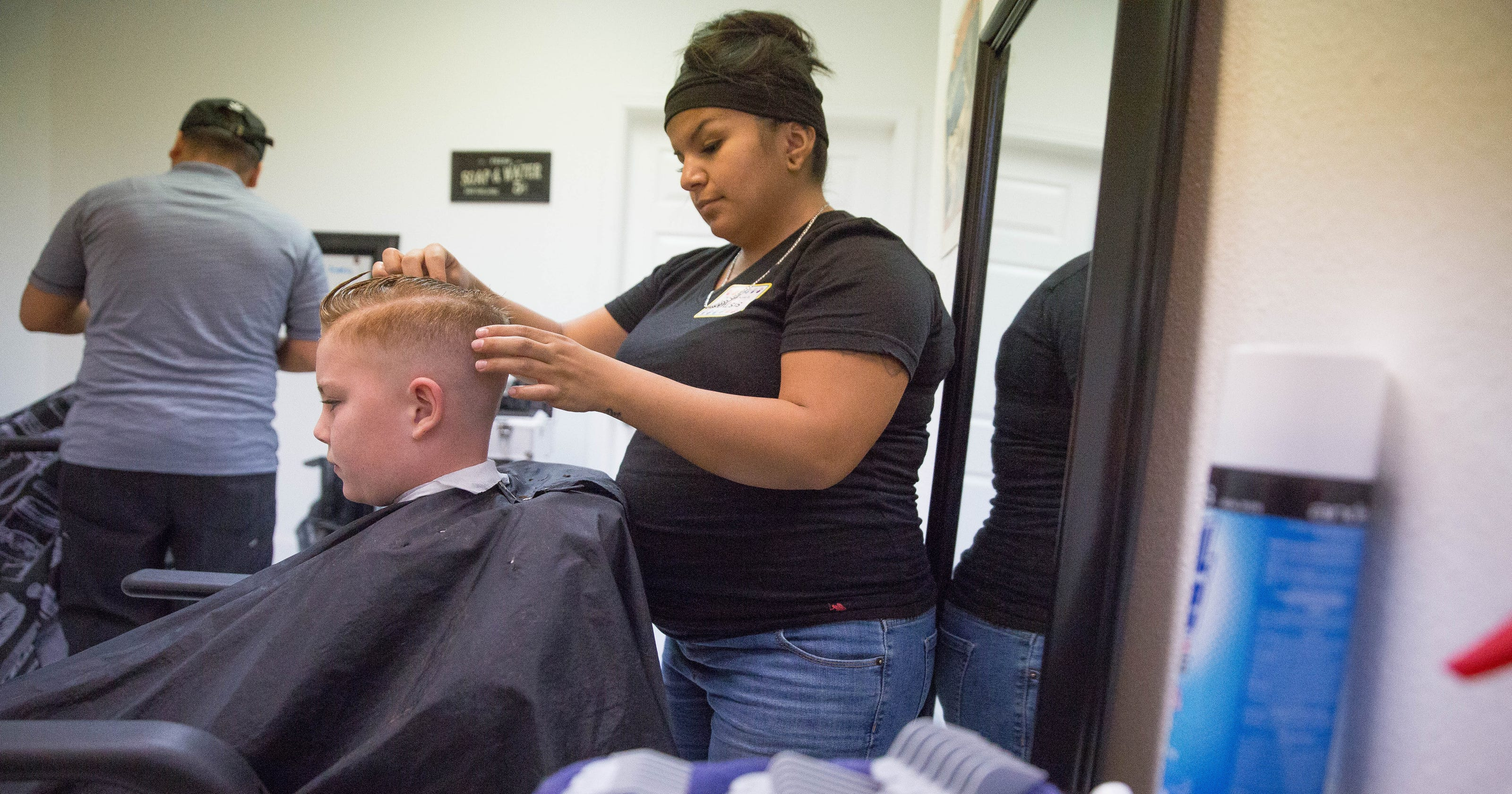 Free Haircuts Help Kids Get Ready For School