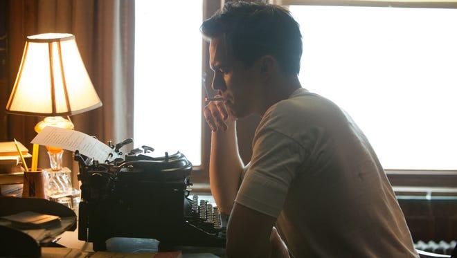 "Nicholas Hoult as J.D. Salinger in Danny Strong's ""Rebel in the Rye,"" an IFC Films release."