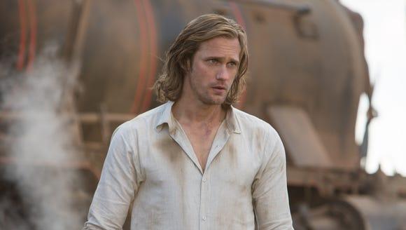 Skarsgard went from 'Tarzan' bob to almost bald with
