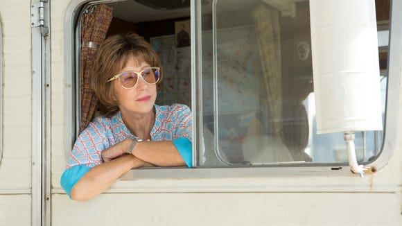 Hellen Mirren stars alongside Donald Sutherland in 'The Leisure Seeker.'