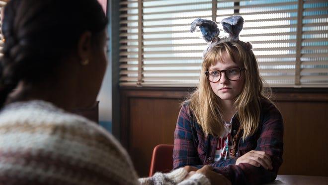 "Madison Wolfe stars in the adventure fantasy film ""I Kill Giants."""