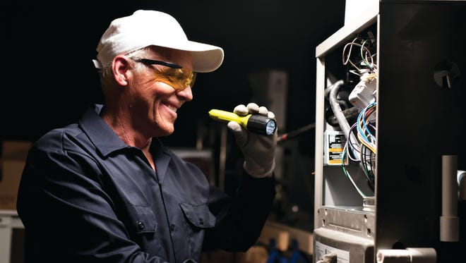 Before the heating season rush begins, schedule a qualified heating technician to service your furnace so it will operate safely and efficiently.