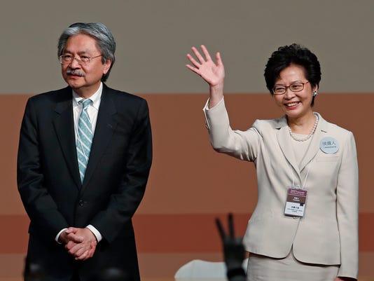 AP HONG KONG NEW LEADER I ELN HKG