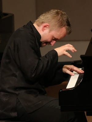 Russian pianist Ilya Yakushev will join the El Paso Symphony Orchestra for its season-opening concerts on Sept. 23 and 24 at the Plaza Theatre, Downtown.