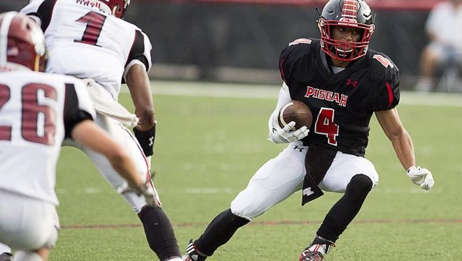 Isaiah Fisher and Pisgah are part of this week's state football polls from NCPreps.com.