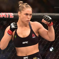 One of the things that makes Ronda Rousey's title reign so special is how novel it is.