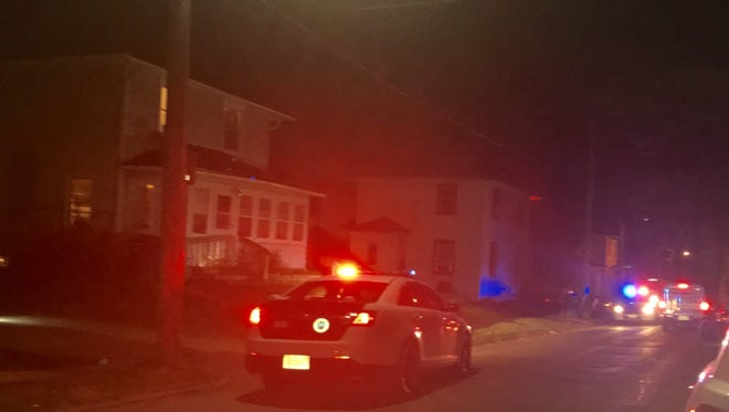Police are investigating an accidental shooting that occurred Saturday night. A 14-year-old was shot in the face but is expected to live.
