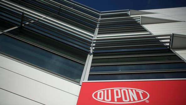 DuPont corporate headquarters in Wilmington on Dec.