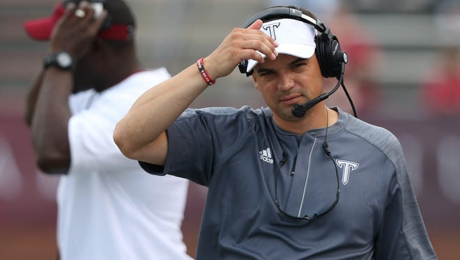 Coach Neal Brown and the Troy Trojans have plans to redshirt nine of their players for the 2016 seasons.
