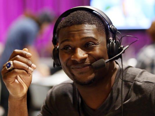 NFL: Super Bowl XLIX-Radio Row