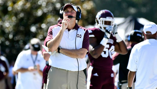 Multiple experts project Mississippi State to miss a bowl game this season after losing Saturday to Auburn.