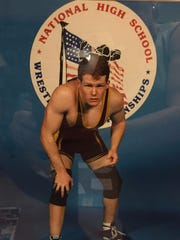 Perhaps Sean McDermott's best sport was wrestling. He was a two-time national champion.