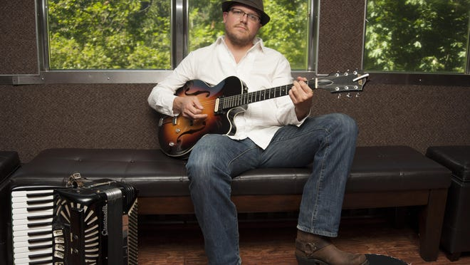Get the roadhouse blues with Eric John Kaiser 8 Sept. 28 at Boon's Treasury.