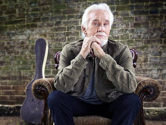 Kenny Rogers' Final World Tour will make a stop 8 p.m.