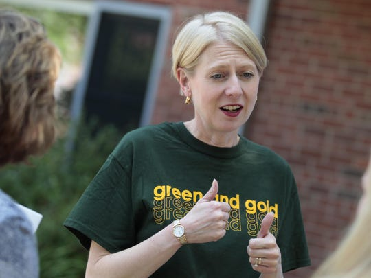 Dr. Heidi Macpherson is the seventh president of Brockport, and for a few months, will also be living in Thompson Hall with students.