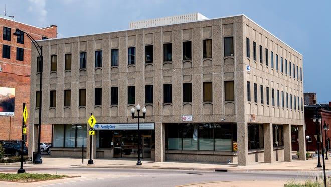 FamilyCore, 330 SW Washington Street in Downtown Peoria.