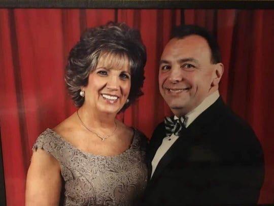 Linda and Bob Piscadlo.