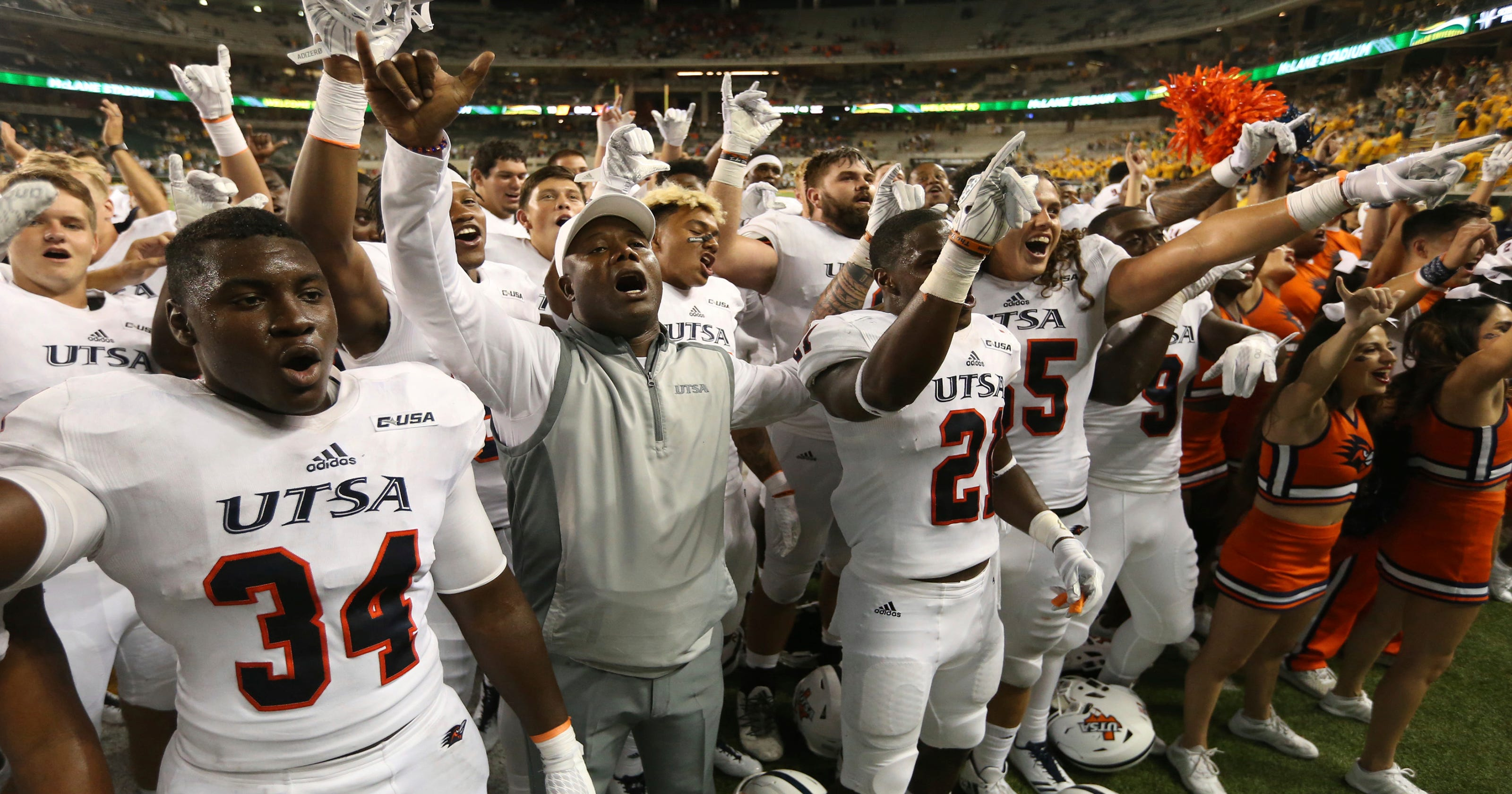 Baylor better going to UTSA year after loss to Roadrunners 554418225