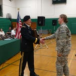 Pennfield Township honors veterans, sends off new recruits