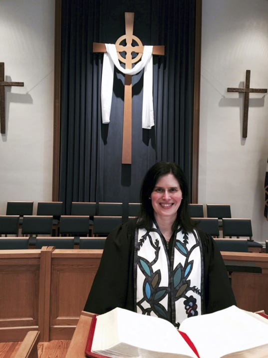 St. Andrews Presbyterian Church in Lebanon recently called Reverend Robin Reilly to be its new pastor and head of staff. Submitted
