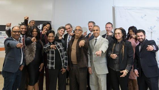 Winners of Motor City Match grants in Round 10 of the Motor City Match program for Detroit entrepreneurs.