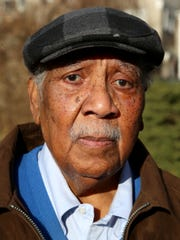James Heath, 83 of Detroit worked for thirty-nine and