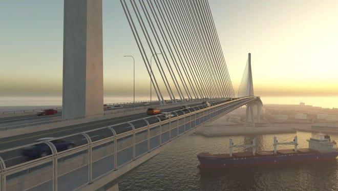 Harbor Bridge set to change Corpus Christi's skyline