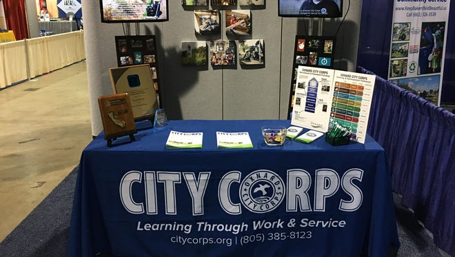 Oxnard City Corps has received an award at the League of California Cities conference.