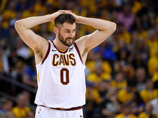 There are evidently some reasons that make people think the Phoenix Suns would want to (or should) trade for the Cleveland Cavaliers' Kevin Love. There are bigger reasons as to why they would not want to (or should) deal for him.