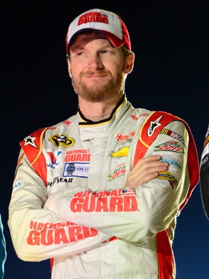 Dale Earnhardt Jr., who was temporarily on the pole for the Daytona 500 on Sunday, won the race in 2004.