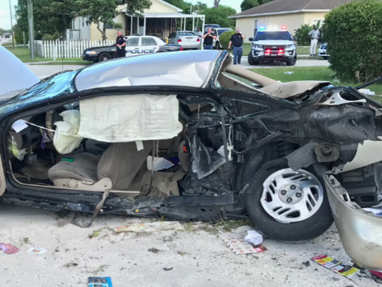 Charges filed in fatal crash