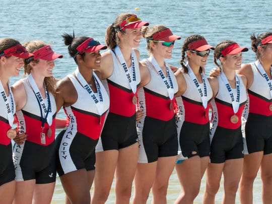 Tallahassee's Capital City Rowing (CCR) club won two medals at the Florida Scholastic Rowing Association (FSRA) Sweep Championships in Sarasota.