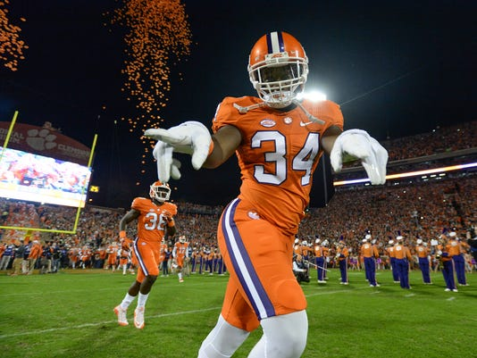 Clemson South Carolina Football