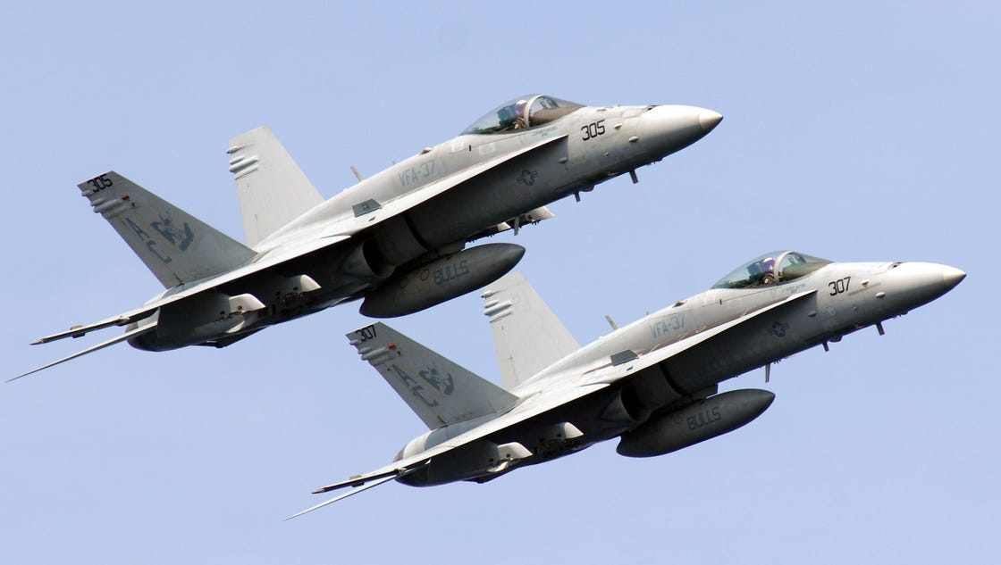 USN Hornet Push Reshapes Cost, Export Picture