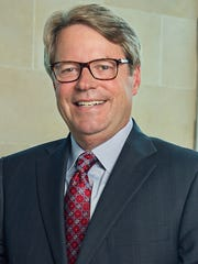 Tim Marshall is president and CEO of Bank of Ann Arbor