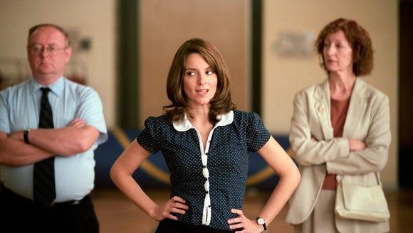 "Tina Fey as Ms. Norbury in '""Mean Girls.'"""