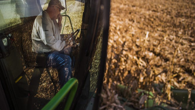 Farmers are at the mercy of many odds in trying to make a living.