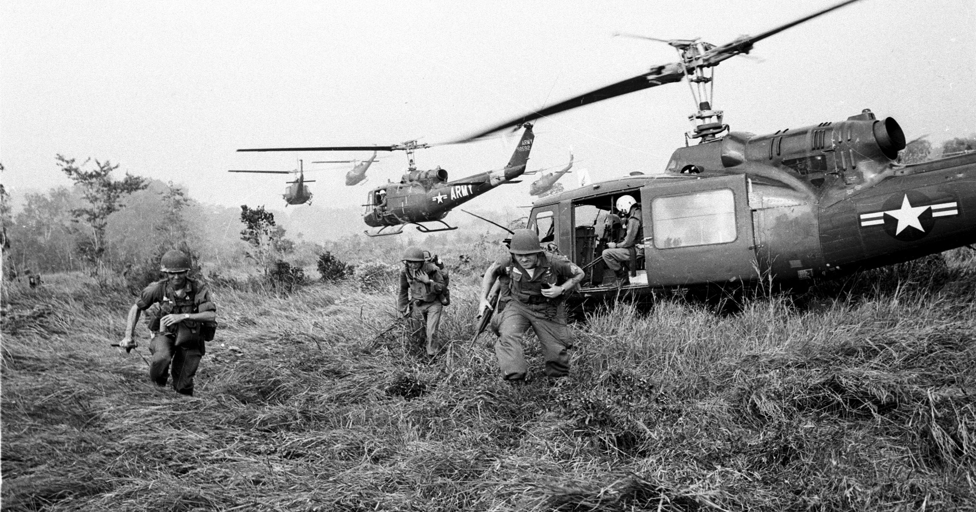 Vietnam War timeline: U S  involvement over decades