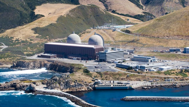 The Diablo Canyon Nuclear Power Plant, in Avila Beach, Calif.
