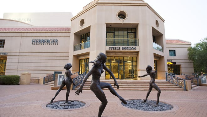 Arizona Theatre Company performs at the Herberger Theater Center in downtown Phoenix.