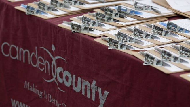 Camden County's new budget holds tax rates steady for residents.